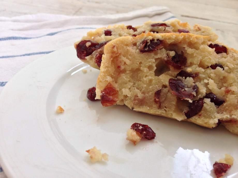 Cranberry & Yoghurt Loaf Cake2