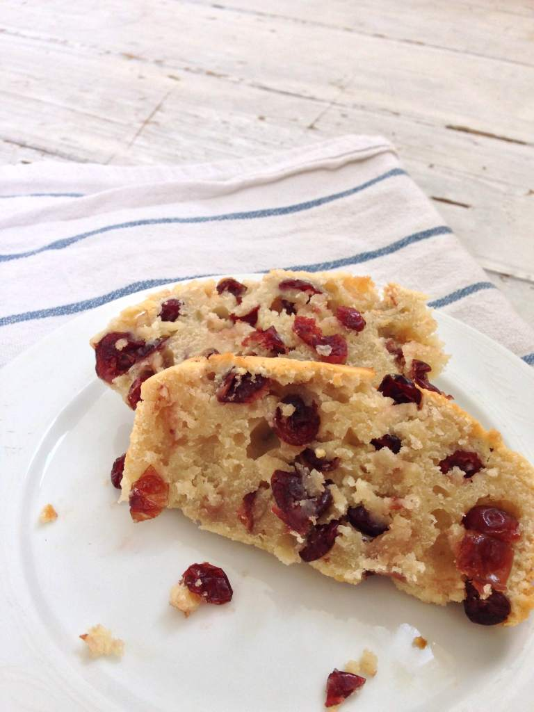 Cranberry & Yoghurt Loaf Cake3